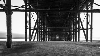 History of Central Pier