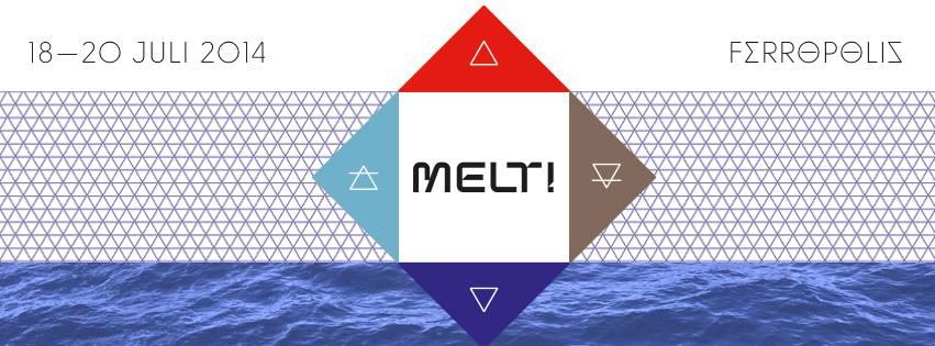 Melt! Festival 2014 Water Header