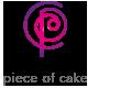Piece of Cake Logo