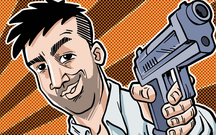 Susheel Kumar Male Computer Game Characters